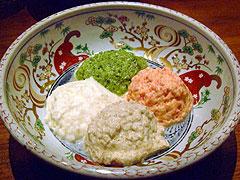 麺屋武蔵 限定 泡乾酪味噌ら〜麺2