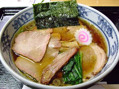 とら食堂 東急東横催事 焼豚麺