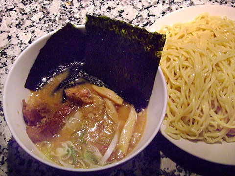 のあ吉 つけ麺(中)