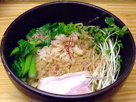 しろ八 味噌和え麺(中)