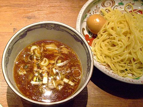 麺屋武蔵 味玉つけ麺