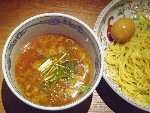 麺屋武蔵 味玉塩つけ麺