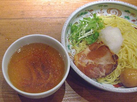 麺屋武蔵 味玉冷やし塩つけ麺