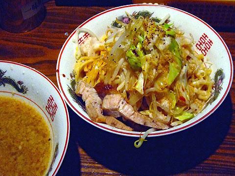 内藤 偽郎つけ麺