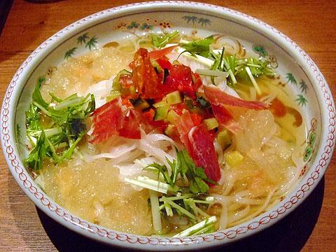 麺屋武蔵 限定 冷やし米粉麺