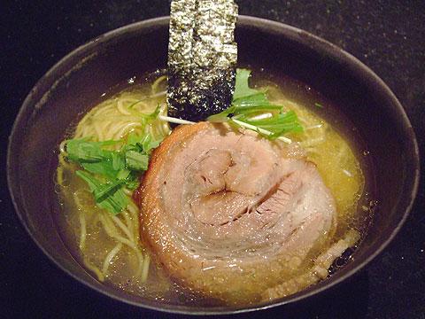 麺や kenちゃん。 塩らぁめん