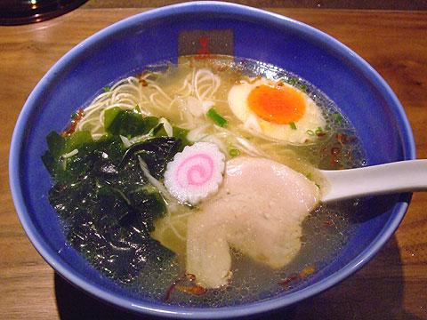 五行 塩麺