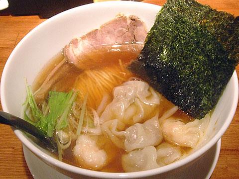 風武 ミックスワンタン麺