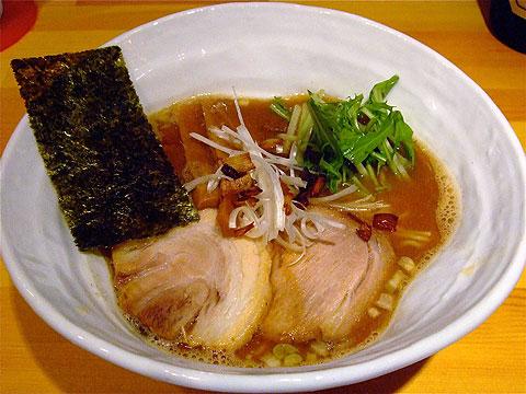 麺処きせき 煮干味噌ラーメン