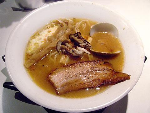 不如帰 蛤の味噌