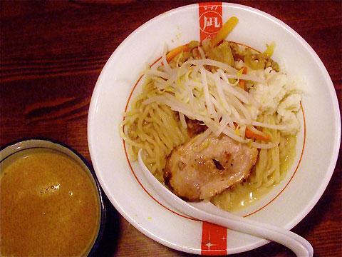 凪 日替わり麺 味噌つけあつ
