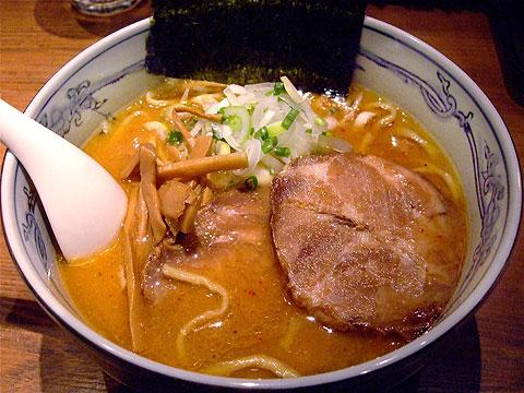 麺屋武蔵 味噌ら〜麺