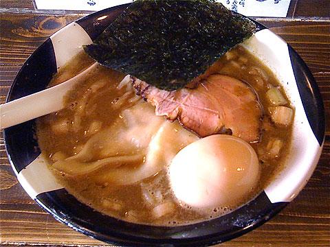 凪 新宿 味玉ラーメン