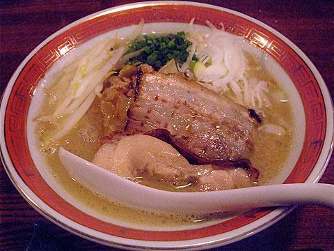凪 日替わり麺 鶏豚