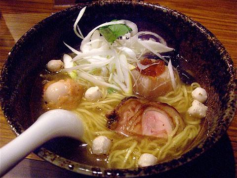 麺屋武蔵 虎洞 恵比寿麺
