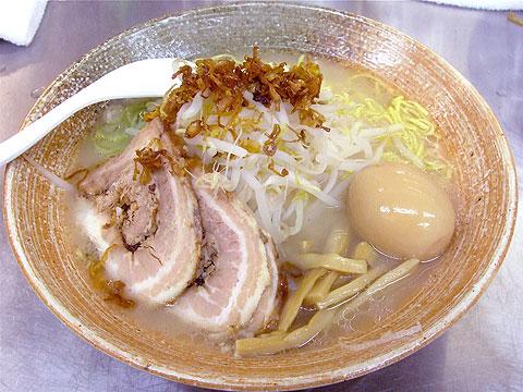 覆麺 味玉覆麺