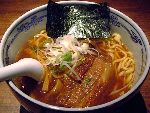 麺屋武蔵 らー麺 あっさり