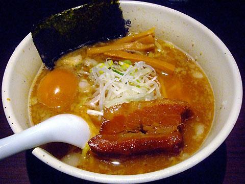 麺屋武蔵 神山 味玉ら〜麺