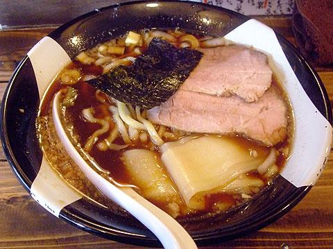凪 新宿ゴールデン街 煮干しラーメン