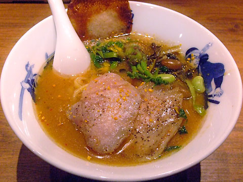 麺屋武蔵 限定 十四代の味噌ら〜麺