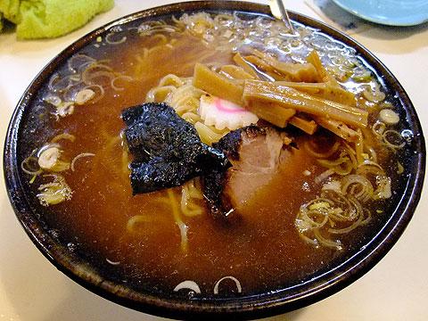 めとき 中華麺