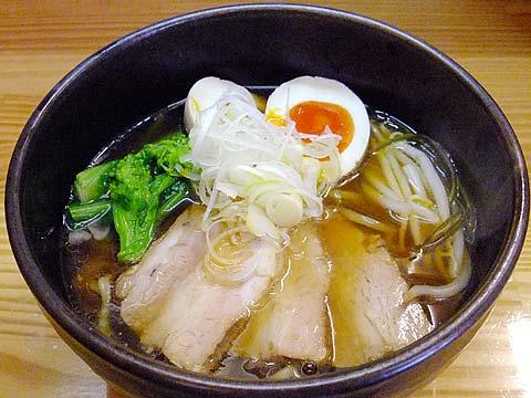 旬麺しろ八 しろ八麺+菜の花