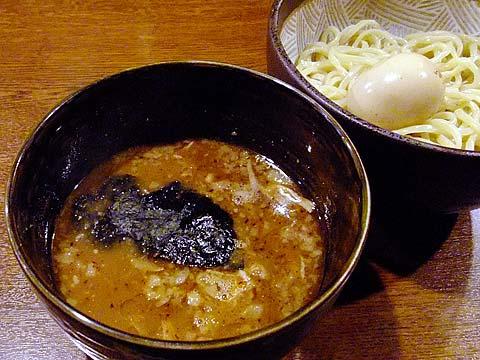 もといし つけ麺(麺少なめ)味玉入り