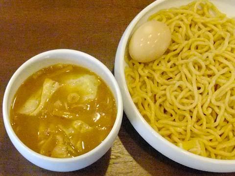 づゅる麺 AOYAMA 味玉つけ麺