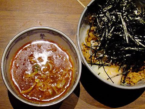 麺屋武藏 武藏つけ麺