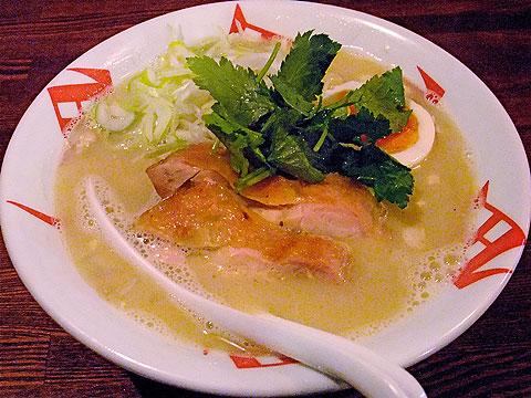 凪 日替わり麺 鶏・鶏・鶏