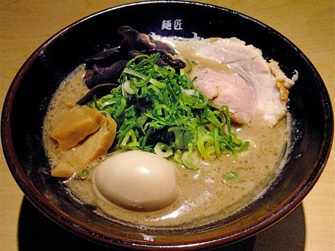 麺匠 克味 超濃厚NEO -トンコツ玉子