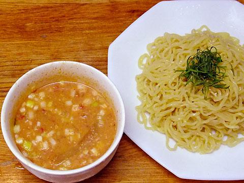一福 冷製トマトつけ麺