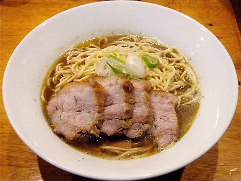 自家製麺 伊藤 肉そば
