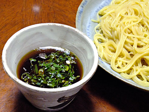 ちゃぶ屋 乾麺+らぁ麺のつゆ