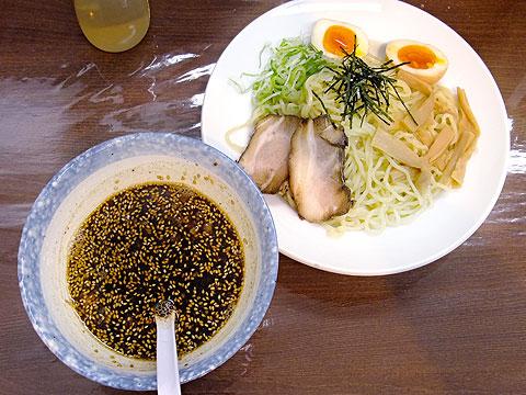 麺家いろは@小田急催事 富山ブラックつけ麺