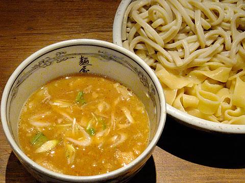 麺屋武蔵 濃厚つけだれ 武藏二刀麺