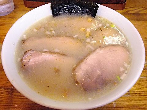 一福 塩ちゃあしゅう麺
