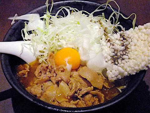 麺屋武蔵 武仁 アキバカリー麺