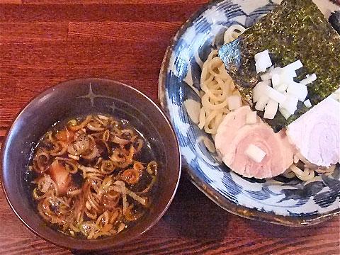 凪@渋谷 魚介醤油つけ麺