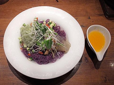麺屋武蔵 甘夏のかわり麺