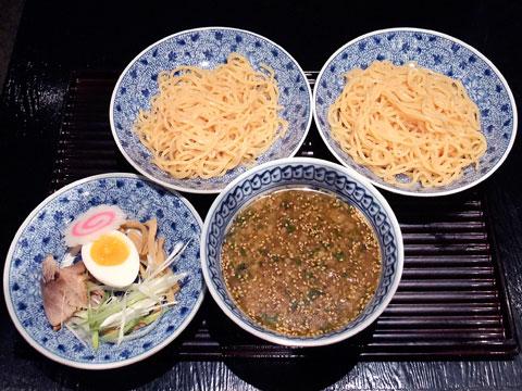 山頭火 専らつけ麺 つけ麺 醤油味