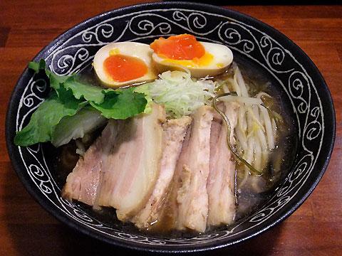旬麺しろ八 しろ八麺+ぱりぱりレタス