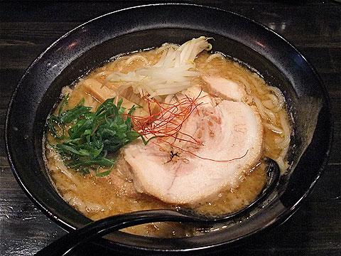 我竜冥心 ラーメン(太麺)