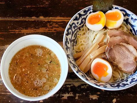 九段 斑鳩 T★1連動企画 特製つけ麺
