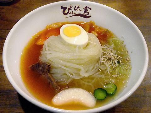 ぴょんぴょん舎 盛岡冷麺(中辛)