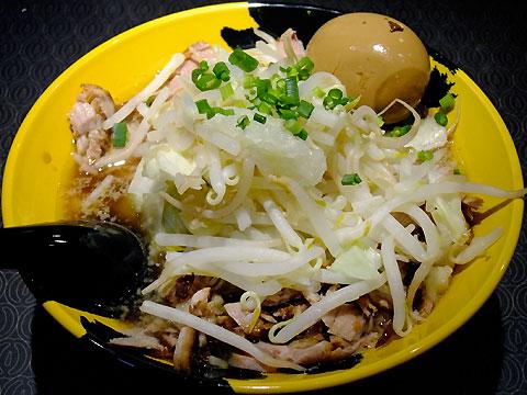 麺屋武蔵 巌虎 特製巌虎ら〜麺