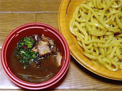 麺屋武蔵×ローソン 冷やし極太つけ麺