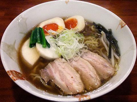 旬麺しろ八 しろ八麺+ピーチかぶ