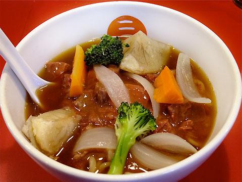 麺屋武蔵 二天 ビーフシチューラー麺