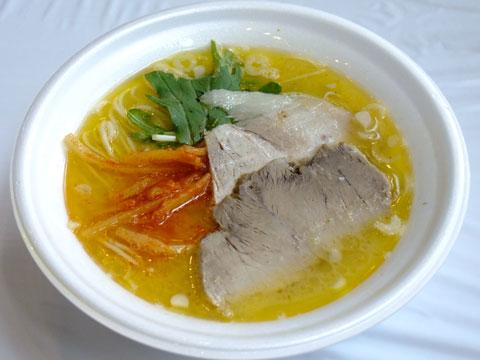 最強ラーメン列伝 in サカス 魂麺 魂麺(塩)